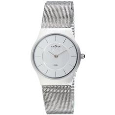 LOVE this Skagen watch. I will be buying one!