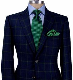 The color scheme is nice! I would not match my pocket square with my tie