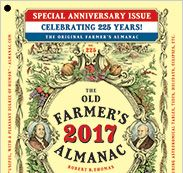 Buy the 2017 Old Farmers Almanac