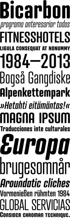 Atrament, Suitcase Type Foundry