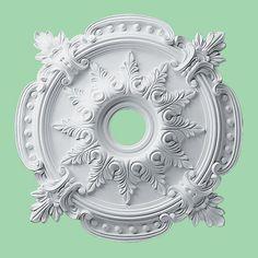 Large Beautiful Ornate white Ceiling rose Home Decor Victorian Medallion 72c CR7 | Maison, Décoration intérieure, Rosaces de plafond | eBay!