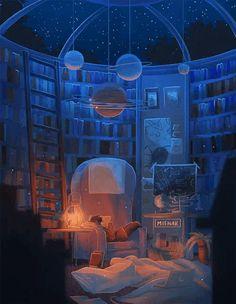 'celestial beings' Photographic Print by mienar Aesthetic Art, Aesthetic Anime, Pretty Art, Cute Art, Fantasy Landscape, Fantasy Art, Casa Anime, Anime Scenery, Art Graphique