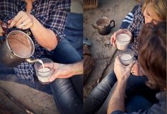 hot chocolate outdoors with friends - the best! Beach Bonfire, Beach Picnic, Fall Picnic, Beach Party, Holiday Mini Session, Mini Sessions, What Katie Ate, Winter Beach, Winter Photos