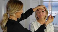 Perfect Eyeliner Flick - 1950s Make-Up - YSL - Louise Ballantine Make-Up...