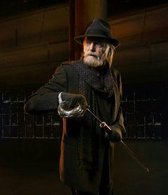 The Strain on FX | Season 2 | David Bradley stars as Professor Abraham Setrakian