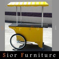 Image result for vending cart