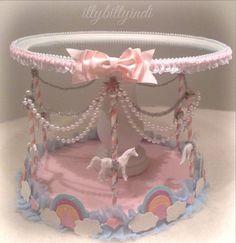 Carousal Pony custom made cake stand pony birthday party centrepiece circus pony  on Etsy, $129.90 AUD