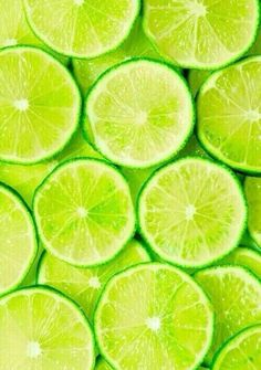 цитрус, лайм, фрукты, лето, зелёное