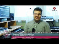 BREAKING MUSE: Multimedia Artist Patryk Scelina  #Wroclaw