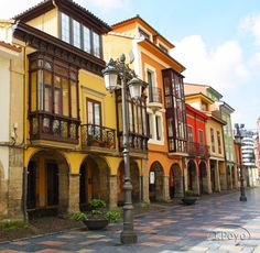 Avilés, la villa del Adelantado Places To Travel, Places To Go, Magic Places, Places In Portugal, Asturias Spain, Indiana, Amazing Buildings, Basque Country, Balearic Islands