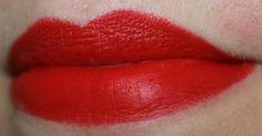 MAC RiRi Woo Swatches, Review and Comparison - Vampy Varnish