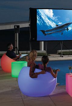 Glow Outdoor Furniture.