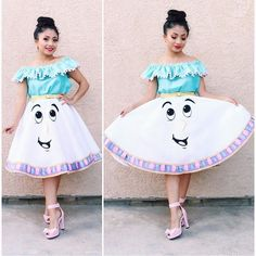 The Best Disney Halloween Costumes You Can Make Yourself - First for Women halloween outfits 12 DIY Disney Costumes Fit for Your Own Personal Fairy Tale Disney Cosplay, Costumes Halloween Disney, Halloween Costumes You Can Make, Adult Disney Costumes, Couples Halloween, Cute Halloween Costumes, Halloween Kostüm, Diy Costumes, Disney Characters Costumes