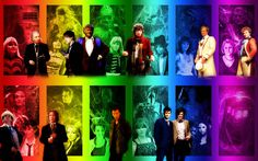 Life, Doctor Who & Combom: Classic Doctor Who Wallpaper 2 by DoctorRy I Am The Doctor, Doctor Who Fan Art, Bbc Doctor Who, Doctor Who Tardis, Eleventh Doctor, Dr Who, Doctor Who Wallpaper, William Hartnell, Classic Doctor Who