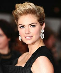 Kate Upton Shows Us How Rockabilly Glam Is Done
