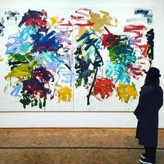 #joanmitchell #museumludwig #art #artwork #colors