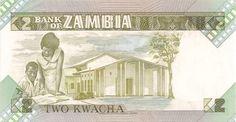 Wertseite: Geldschein-Afrika-Sambia-Kwacha-2-1986