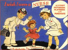 I wish I were a Nurse Playbook