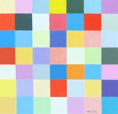 "Saatchi Online Artist: Albert Weeber; Acrylic, 2009, Painting ""NOW IS THE TIME"""