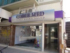 Marquesinas con Corpóreos - COBERMED