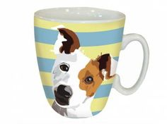 Tiermotiv TassenHunde Motiv Tasse: Jack Russel Terrier