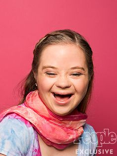 How a Young Woman with Down Syndrome Became an International Star http://www.people.com/article/born-this-way-megan-bomgaars-down-syndrome-international-star