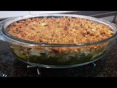 Bacalhau no Forno com Grelos e Broa Crocante - YouTube