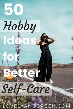 We're all different in how we define self-care so today I'm sharing 50 ideas for hobbies that you might be able to incorporate as a part of your self-care routine. Hobbies To Try, Hobbies For Women, Hobbies That Make Money, Crafty Hobbies, Hobbies Creative, Cheap Hobbies, Stephen Covey, Define Self, Life Hacks