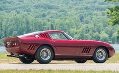 1967 Ferrari 275 GTB/4 'Competizione Speciale' by Carrozzeria Allegretti | Monterey 2012 | RM Sotheby's