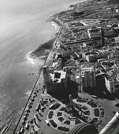 Plaza España.finales años 50