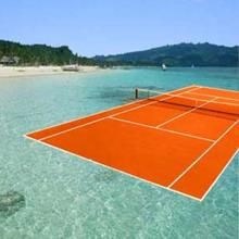 Be easy to cool off after a match on this court!http://www.centroreservas.com/