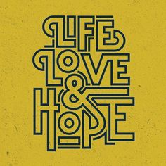 Life, Love & Hope by pavlovvisuals