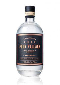 World Gin Day 2015, gin, gin tasting,  Four Pillars Rare Dry Gin