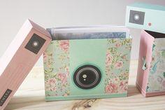milowcostblog: imprimible: cajas de cámaras de fotos