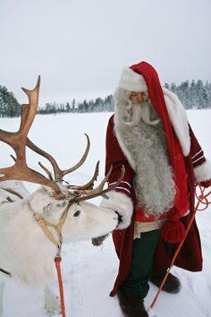 Visit Santa in Lapland...Magical!