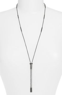 Kendra Scott 'Finnegan' Y-Necklace available at #Nordstrom