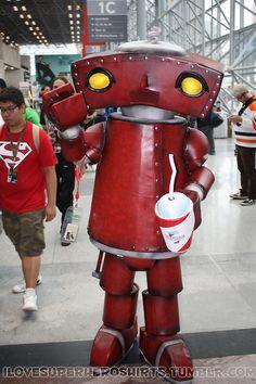 Bad Robot.