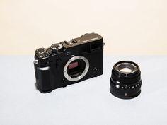 Best Camera: Fujifilm X-Pro2