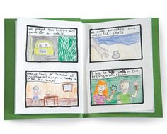 Family Story Comic Book