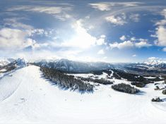 Skipanorama Planai #schladming #planai #hochwurzen Planer, Skiing, Snow, Mountains, Nature, Travel, Outdoor, Ski Trips, Paisajes