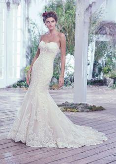 2083fcd0ee384e 41 beste afbeeldingen van Trouwjurk - Bridal gowns