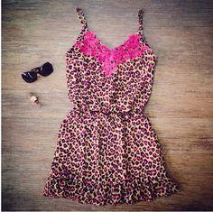 Sonho Alley mulheres mangas rose rendas e vestido de chiffon vestido de estampa de leopardo em Vestidos de Roupas & acessórios no AliExpress.com   Alibaba Group