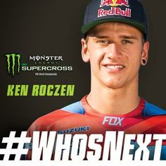Ken Roczen January 3rd Angel Stadium #Transworld #supercross #whosnext SEASON OPENER =]