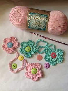 This pattern is so easy and it works up really fast. You will want to make many of these lovely bookmarks! free crochet pattern