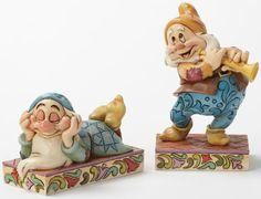 Snow White - Sleepy and Happy