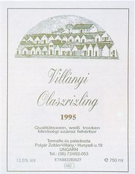 Villany's volcanic soils and favourable climate helps to produce Cabernet Sauvignon wines of great style in Hungary.The grapes here produce a Hungarian wine Cabernet Sauvignon, Hungary, Wines