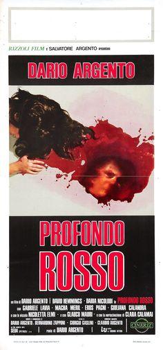 """Profondo Rosso"" - Dario Argento"