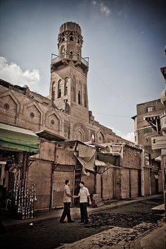 Morning in Darb al-Asfar, Cairo.  Photo byChristopher Rose.