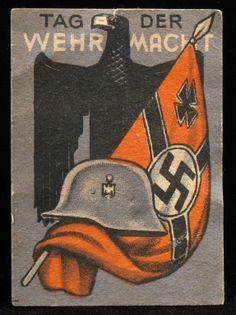 Vignette Tag der Wehrmacht event in 1937.