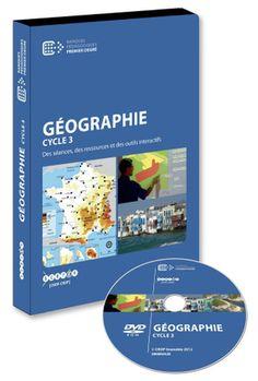 Géographie cycle 3 – des séances, des ressources et des outils interactifs |